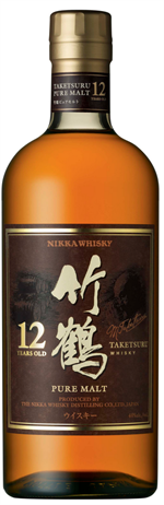 Nikka Whisky Whisky Pure Malt Taketsuru 12 Year
